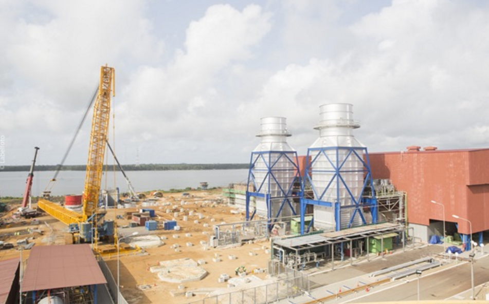 Power Plant Development Project