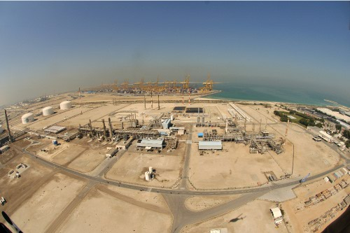 Dubai Natural Gas Project