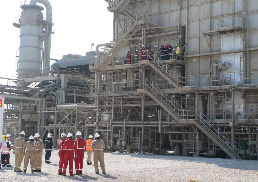 Middle East Petrochemical Project Development