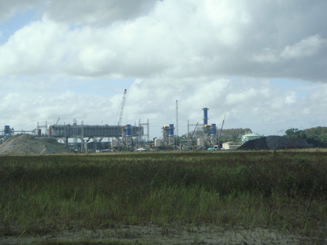 Trinidadian Petrochemical Complex